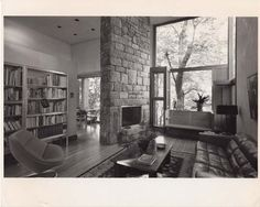 Louis Kahn  Fisher house. Pensilvania, United States. 1960-1967