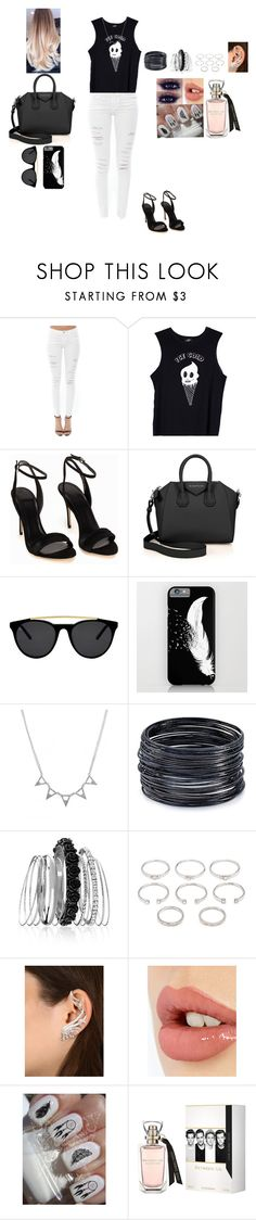 """""""NIGHT CLUB"""" by frii-skylar-garrix ❤ liked on Polyvore featuring beauty, Frame, Valfré, Polo Ralph Lauren, Givenchy, Smoke x Mirrors, ABS by Allen Schwartz, Avenue, Forever 21 and Nikos Koulis"""