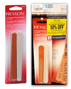 Better-Than-Free Revlon Emery Boards at Rite Aid!