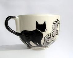 Tasse chat (and other cool tasses)