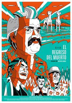 El Regreso del Muerto - Documental de Gustavo Gamou