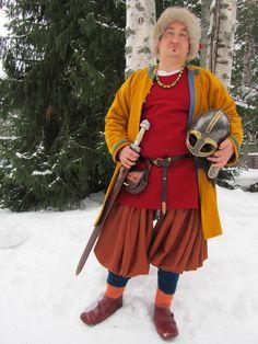 Hibernaatiopesäke: viking kaftan