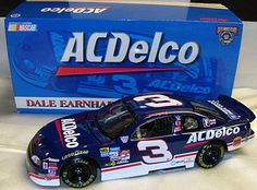 Dale Earnhardt JR #3 AC DELCO Diecast 1998 Monte Carlo Mint In Box.   #EarnhardtMemorabilia