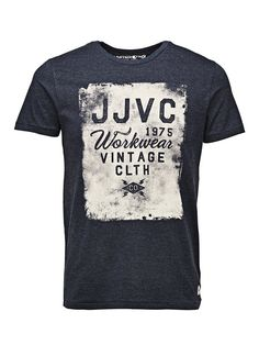 MELANGE T-SHIRT - Jack & Jones
