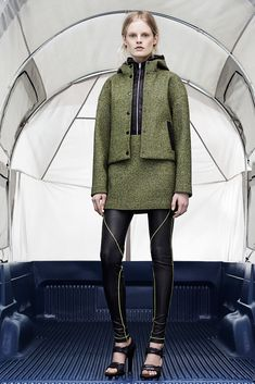 T by Alexander Wang Fall 2014 Ready-to-Wear - Collection - Gallery - Style.com