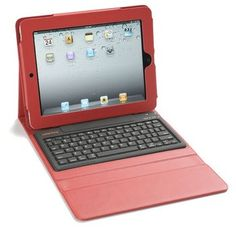 iPad Case with Built-in Keyboard.