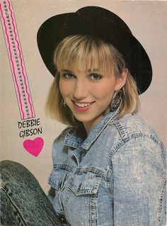 debbie gibson 1980 photos | Debbie Gibson | Flickr - Photo Sharing!