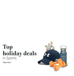 Top Holiday Deals in Sports