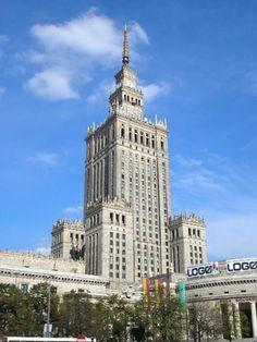 Pałac Kultury i Nauki, Warsaw