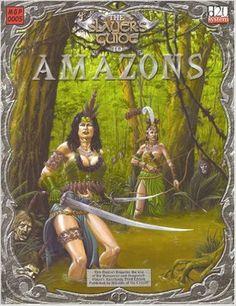 The Slayer's Guide To Amazons: Matthew Sprange, Ralph Horsley: 9781903980071: Amazon.com: Books
