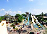 Noah's Ark Waterpark, Wisconsin Dells, $39 daily ticket, check internet for family specials