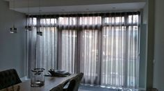 11 best gordijnen images on Pinterest | Blinds, Sheet curtains and ...