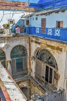 Doors, Stairwells, Courtyards of Old Havana, Cuba