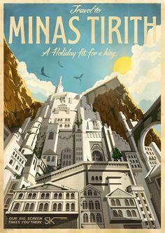 Retro Travel Posters - Album on Imgur
