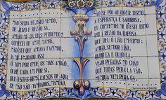 Língua Portuguesa e azulejos... uma combinação perfeita!