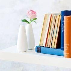 Anleitungen: Basteln mit alten Büchern - drei tolle Ideen