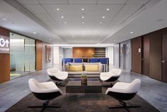 Meadows Office Project: Capital One - NY Headquarters