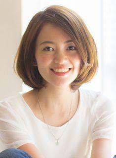 Medium Hair Styles, Short Hair Styles, Mid Length Bobs, Cute Bob, About Hair, Beautiful Asian Girls, Coffee Break, Fashion Beauty, Hair Cuts