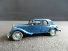 WIKING, Oldtimer, CITROEN 15 Six, Model Car 1:87, track HO