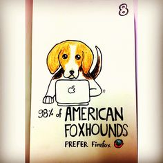 Perro 8 American Foxhound American Foxhound, The Fox And The Hound, Dog Breeds, Snoopy, My Style, Instagram Posts, Fictional Characters, Art, Art Background