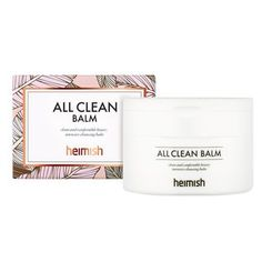 heimish Baume nettoyant All Clean Balm 120 ml Deep Cleaning Tips, Natural Cleaning Products, Cleaning Solutions, Cleaning Hacks, Mascara Waterproof, Tablet Recipe, Buy Toilet, Homemade Toilet Cleaner, Clean Baking Pans