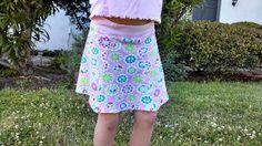 Planting Daffodils: Twirly Skirt