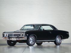 1967 Chevrolet Chevelle coupe SS / Super Sport 396 cid big block