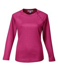Women's Preshrunk Rib Scoop Neck Long Sleeve Knit (100% Cotton 1*1) Tri mountain LB393 #Preshrunk #RibScoop
