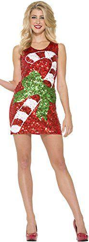Forum Novelties Women's Sequin Candy Cane Dress, Multi, X-Small/Small Forum Novelties http://www.amazon.com/dp/B00PJ370TC/ref=cm_sw_r_pi_dp_S24yvb1PSSF29