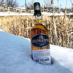 Pretty sure the Glengoyne 10 will be one of my first true spring whiskies. Until then, cheers, friends, and Happy Thirsty Thursday!