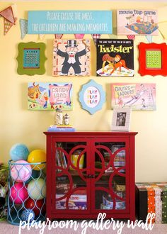 Adorable Playroom Ga