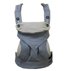 KatyLand Baby Carrier Backpack 360  4 Ergonomic Carry Positions  100 Organic Cotton Machine Washable  Baby Sling Carrier adjustable with Sleeping Hood Grey ** Check out the image by visiting the link.Note:It is affiliate link to Amazon.