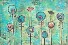 Tranquility Garden - Bit O' Whimsey Design Studio