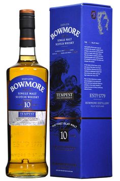 Bowmore 10 Year Old | Tempest Batch 4