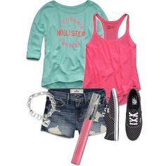 Cute outfit from hollister