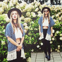 Trend: Kimono.  Tendência