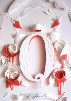 Queen of Hearts on Behance