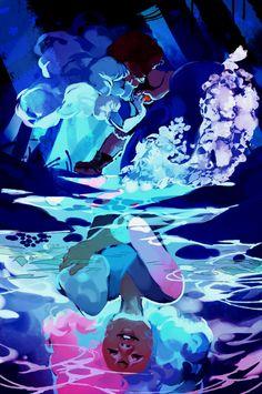 Garnet (SU),SU Персонажи,Steven universe,фэндомы,Ruby (SU) Sapphire (SU) SU art,Ruby (SU),Sapphire (SU),SU art