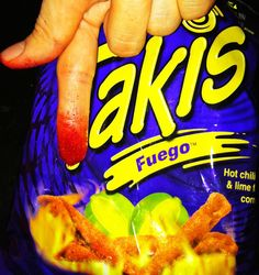 T is for ... you know it!! #Takis