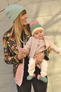 Chloé Fleury | Diary of an illustrator | Blablakids knitted hat n shoes. Zara cardigan over button up shirt