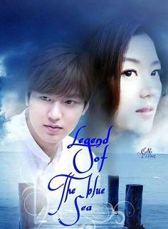 FANART The legend of the blue sea. Lee Min ho & Jun Ji Hyun.