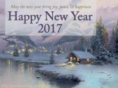 "Sunday Inspiration. ""Share the Light."" ""Olympic Mountain Evening"" - Thomas Kinkade – 2001 https://thomaskinkade.com/art/olympic-mountain-evening/?ref=13 #SundayInspiration #inspirationalquote #thomaskinkade #newyear2017 #happynewyear"