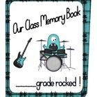 This End of Year Memory Book contains a 26 page packet for elementary students to complete at the end of the year. The focus is on building memorie...