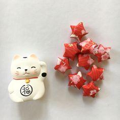 Origami - Maneki Neko - Papier Japonais