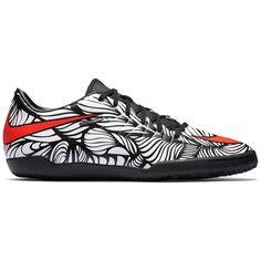 88d818f0783 Chuteira Futsal Nike Hypervenom Phelon 2 NJR IC Masculina - Preto e Branco