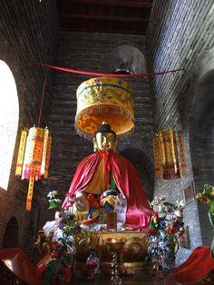 Temple Statues - Xinzhou, Shanxi, China
