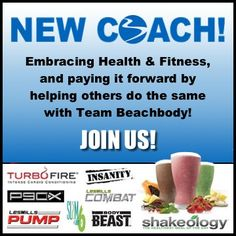 I have shown so much progress in my health and fitness in the past year..and I owe a large part of this to becoming a beachbody coach. Changing lives while I change my own...Doesn't get any better than that!!!  Be A Beachbody Coach!! www.CaseyFitzpatrick.com
