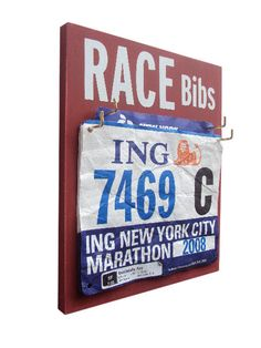 This Race Bibs Holders offer a perfect Race by runningonthewall