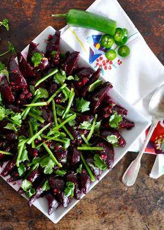 Roasted Beet Salad R