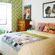 Gorgeous Modern Retro Bedroom Ideas
